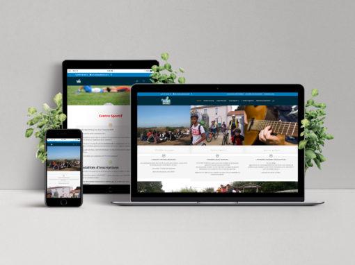 Afr Challans – Site internet