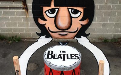 Street Art de Tom Bob