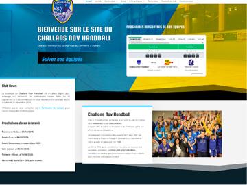 Challans Nov Handball